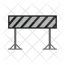 Barrier Working Underprogress Icon
