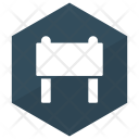 Barrier Border Boundary Icon