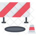 Barrier Cone Icon