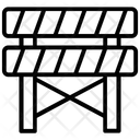 Barrier Gate Icon