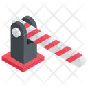 Barrier Gate Icon