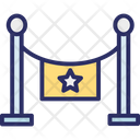 Barrier rope Icon