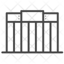 Barrier Wall Icon