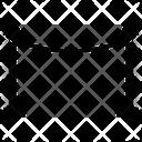 Barriers Blockade Cinema Icon