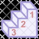 Bars Graphic Graphics Icon