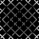 Bars Chart Refresh Update Icon