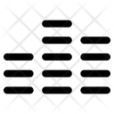 Bars Graphics Graphics Music Icon