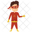 Bart Allen Superhero Cartoon Comic Superhero Icon