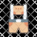 Bartender Clothe Icon