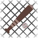 Base And Ball Icon