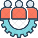 Base Footing Support Icon