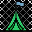 Base Camp Basecamp Camp Icon