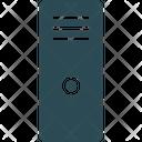 Base Unit Computer Computer Case Icon
