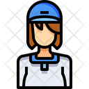 Baseball Baseball Player Player Icon