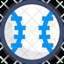 M Baseball Baseball Ball Icon