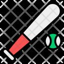 Baseball Outdoor Game Baseball Equipment Icon