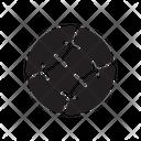 Ball Baseball Game Icon