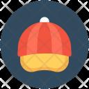 Baseball Cap Headwear Icon
