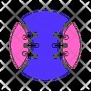 Sport Baseball Ball Icon