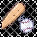 Baseball Sport Game Icon