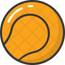Baseball Ball Practice Icon