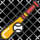Baseball Game Ball Icon