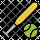 Baseball Ball Outdoor Icon