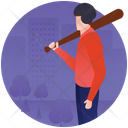 Baseball Olympic Sports Olympic Game Icon