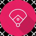 Baseball Diamond Ring Icon