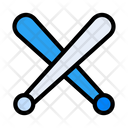 Bat Baseball Sport Icon