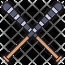 Baseball Bat Sport Icon