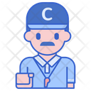 Baseball Coach Coach Baseball Icon
