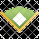 Baseball Court Baseball Court Icon