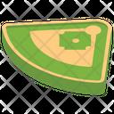 Playground Pitch Stadium Icon