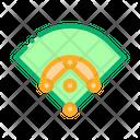 Baseball Ball Competition Icon