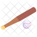 Baseball Game Baseball Equipment Baseball Tool Icon