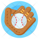 Sports Glove Baseball Glove Baseball Mitt Icon