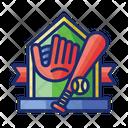 Baseball Hall Of Fame Hall Of Fame Baseball Icon