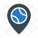 Baseball Location Icon
