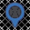 Location Map Destination Icon