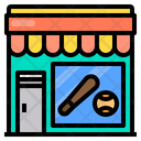 Baseball Shop Icon