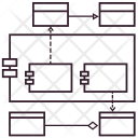 Baseline Data Architecture Icon