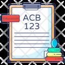 Basic Education Basic Study Basic Learning Icon