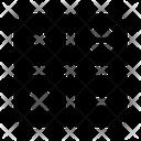 Basic Maths Calculation Symbols Elementary Maths Icon