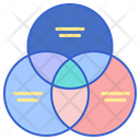 Basic Venn Icon