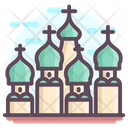 Basil Cathedral Saint Cathedral Saint Basil Church Icon
