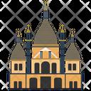 Basilica Of The Sacred Heart Icon