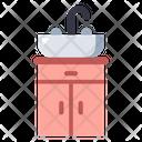 Basin Water Wash Icon