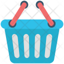 Basket Shopping Grocery Icon
