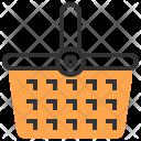 Basket Tool Equipment Icon